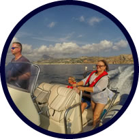 Boat Excursions Costa Blanca with White Coast Charters